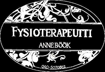 Fysioterapeutti Anne Böök